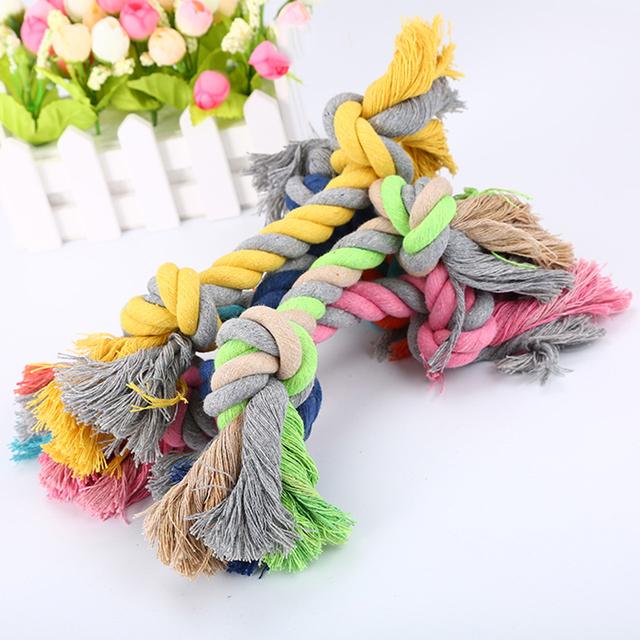 Juguete Cuerda de Algodón para los Perros