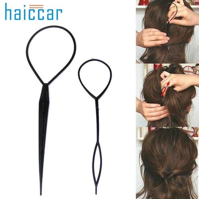 Fashion Topsy Hair Pony Tail Maker