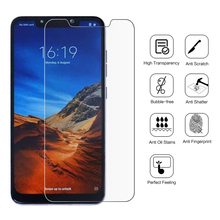 цена на Screen Protector Film For Xiaomi Mi CC9 Mi 9T Pro Mi 8 MI 9 A2 Lite SE Mi A1 5X Pocophone F1 Mi CC9E Tempered Glass Case 2.5D 9H