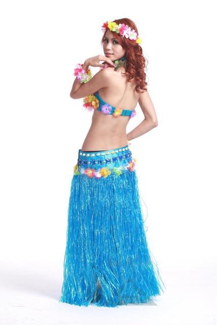 e94146a26a3f8 awaiian Hula Dance Set Kit star models masquerade performances belly dance  set latin dancing set women wear costumes