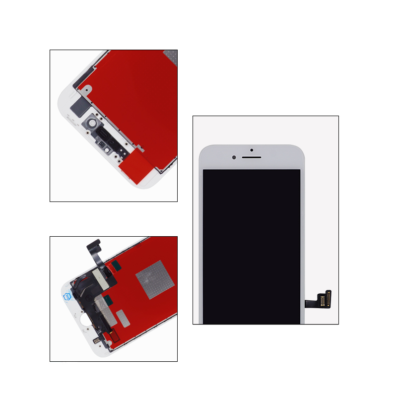 5 PCS AAA LCD Display Touch Screen Digitizer for iPhone 8 8 Plus LCD With Free Gift & Temper Glass for iPhone 8 8P LCD Free DHL-in Mobile Phone LCD Screens from Cellphones & Telecommunications    3