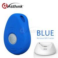 Mini Personal Bambini Bambino GSM GPRS GPS Tracker, Tasto di Panico di SOS, Bidirezionale Comunicatore, Molto Tempo Standby, Controllo vocale