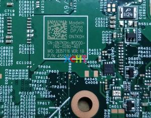 Image 4 - Dell の Inspiron 13 5368 N7K0H 0N7K0H CN 0N7K0H ワット 4415U ノートパソコンのマザーボードマザーボードテスト