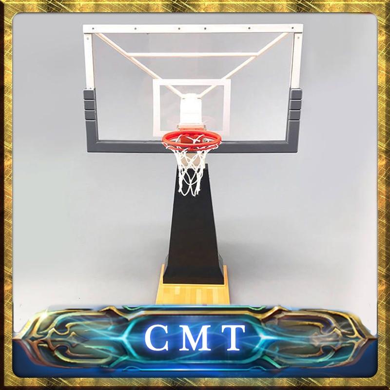 цена на CMT Instock Dasin Model DM Slam Dunk Basketball Stands Anime Toys Figure