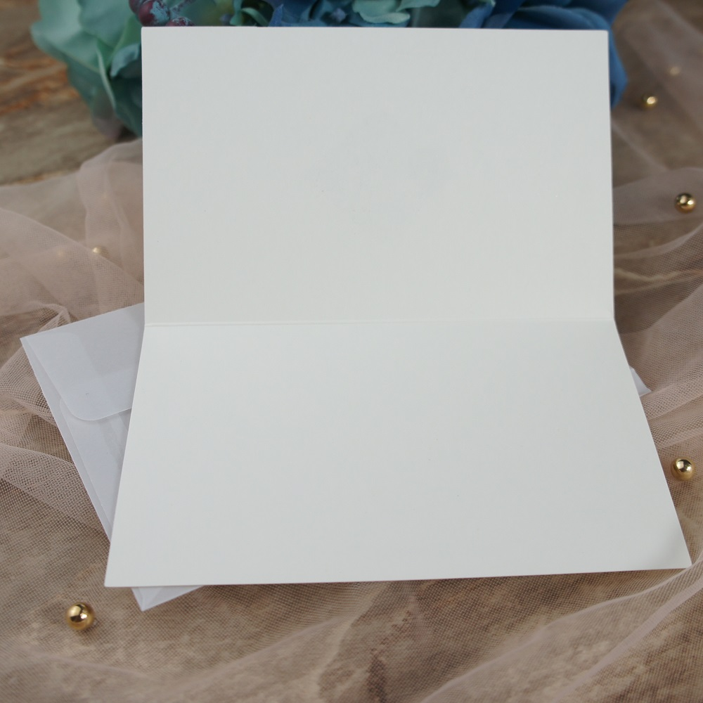 multi use 25pcs gold thank you so much Card with envelope Scrapbooking party invitation DIY Decor gift party card in Cards Invitations from Home Garden