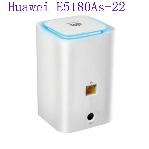 Lot de 20 pièces débloqué Huawei E5180 E5180As-22 4G LTE Cube WiFi Hotspot maison routeur sans fil