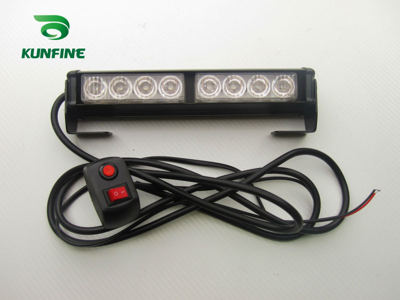 Car LED strobe light bar car warning light car flashlight ,led light bar high quality Traffic Advisors light bar KF-L3026