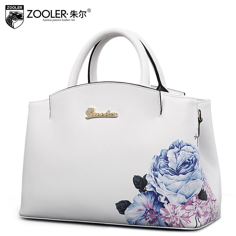 Здесь можно купить   women fashion split leather Shoulder bag famious brand leather Messenger bags quality totes elegant floral pattern  Камера и Сумки