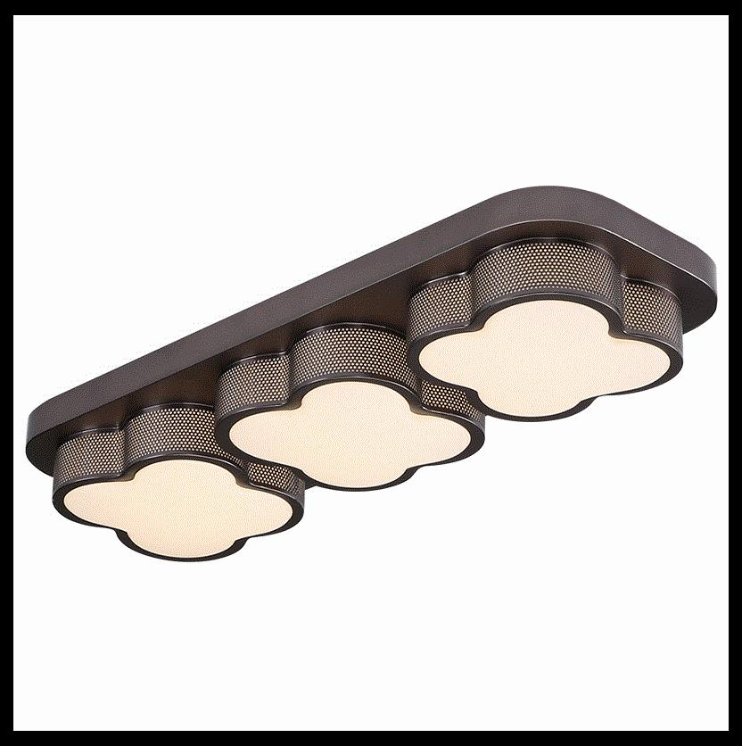 Cloud balcony aisle entrance led ceiling light lighting dining room bedroom light white black 1/2/3heads ceiling lamps ZA9817 american vintage fashion led ceiling light bathroom balcony lighting lustre led aisle ceiling light lamps