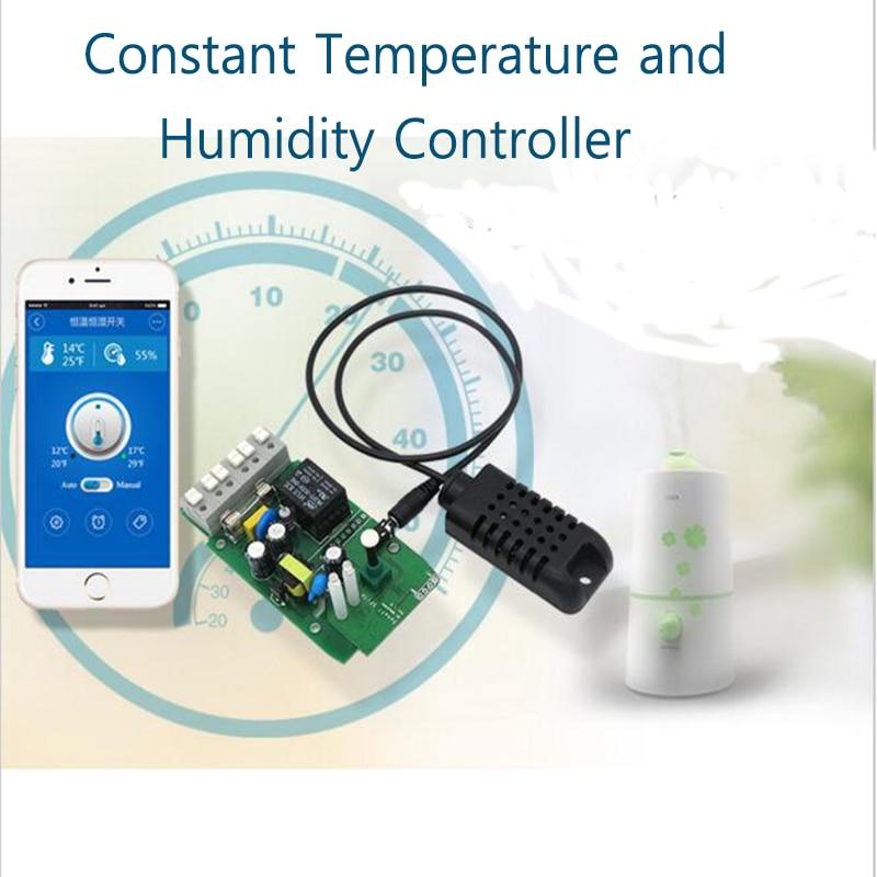 2016 Sonoff TH 10A / 16A temperatuuri ja niiskuse jälgimine WiFi - Nutikas elektroonika - Foto 6