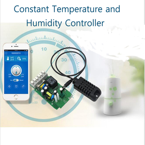 Image 5 - Sonoff Th16 Th10 Temperature and Humidity Monitoring Switch WiFi Thermostat Smart Switch, Home Automation Module via Google Home