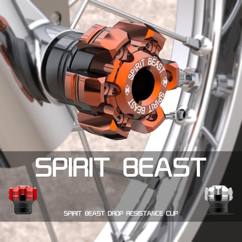 Motorcycle Falling Protectors and Bicycle CNC Aluminum Alloy Frame Slider Anti Crash Caps protection Moto Pad Protect Universal