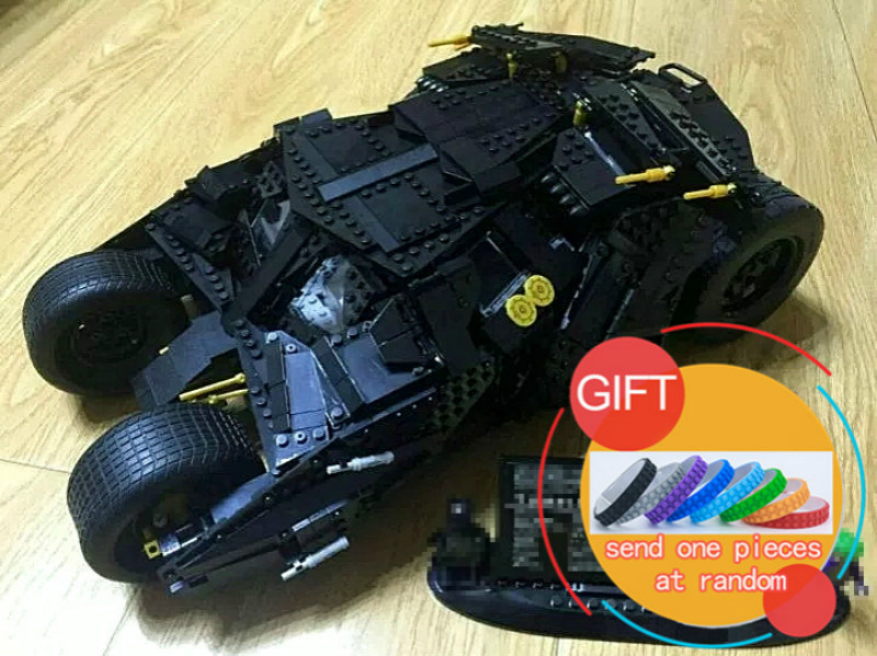 34005 1881pcs Super Hero Batman The Tumbler set Building Bricks Blocks Gift Toys for Children Compatible with 07060 lepin lepin 16006 804pcs pirates of the caribbean black pearl building blocks bricks set the figures compatible with lifee toys gift