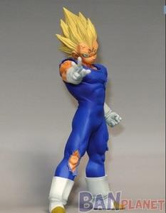 Dragon Ball Z Majin Vegeta Super Saiyan M Ver. Action Figure DBZ Goku Rivals Vegeta Fighting Collectible Model 14cm