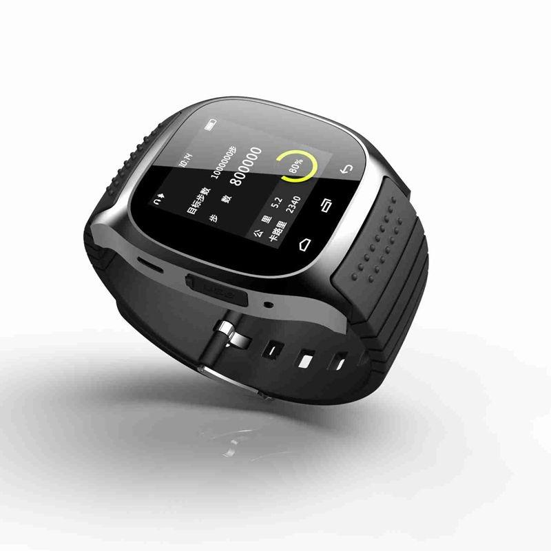 db85c06d3 Impermeable bluetooth smart watch m26 reloj inteligente con pantalla ...