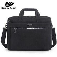 2019 Brand Mens Briefcase Bag Oxford Waterproof 15.6 inch Laptop Bag Men Business Handbag Document Office Messenger Bag for Men