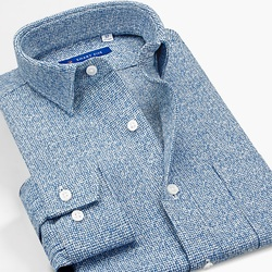 Smart Five Shirt Men High Quality Fashion Cotton Camisa Masculina Long Sleeve Imported Shirts Male Slim Business Men Shirts