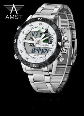 AMST Brand Quartz Watch