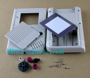Image 4 - New replacement full set housing for game boy GB shell case for GBO DMG