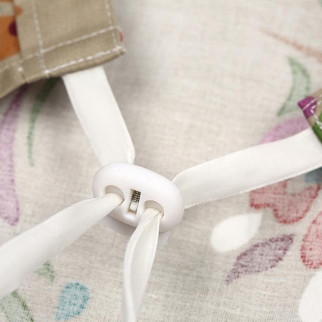 Adjustable Neckline Cotton Nursing Cover
