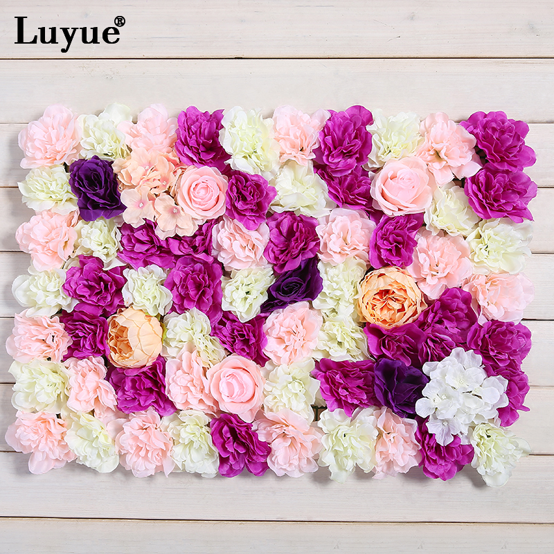 Rose Wall Decor popular roses wall decor wedding-buy cheap roses wall decor