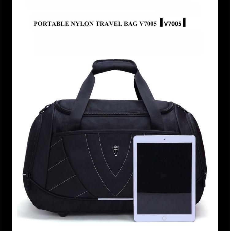 _03 PORTABLE NYLON TRAVEL BAG V7005