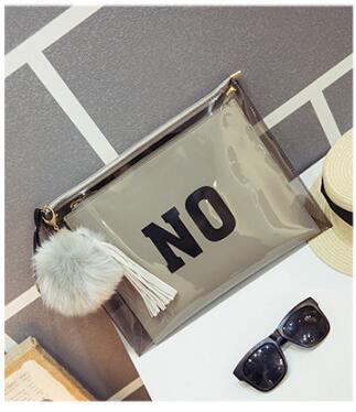 2018 Women Day Clutches Tassel Letter Print Envelope Ladies Evening Party Bag Transparent Jelly Bags Handbags Bolsas Feminina недорго, оригинальная цена