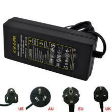 Адаптер питания 12 В переменного тока 240 В в, трансформаторы для освещения на 12 В постоянного тока, 5 А/6 А/8 а/10 А, источник питания со штепсельно...