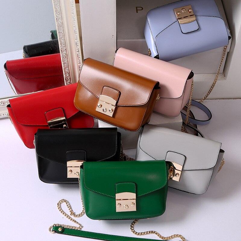 Longmiao Sacs à bandoulière pour femmes de petite taille Designer - Des sacs - Photo 5