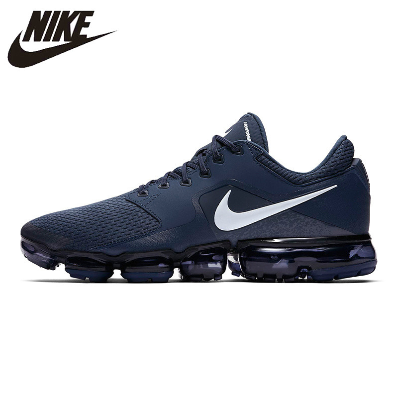 timeless design c0896 d7b90 US $90.52 38% OFF|Original Authentic Nike Air Vapormax Flyknit Men's  Running Shoes Sport Outdoor Sneakers Breathable Athletic Low Top 849558-in  ...