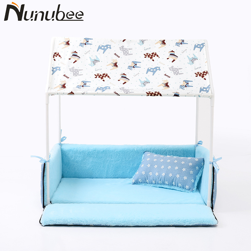 Fine Us 92 58 Nunubee New Washable Warm Dog Bed House Diy Pet Cat Sofa Bed Kennel For Small Medium Dogs Pet Supplies Pet Bed Pillow Lamp In Houses Evergreenethics Interior Chair Design Evergreenethicsorg