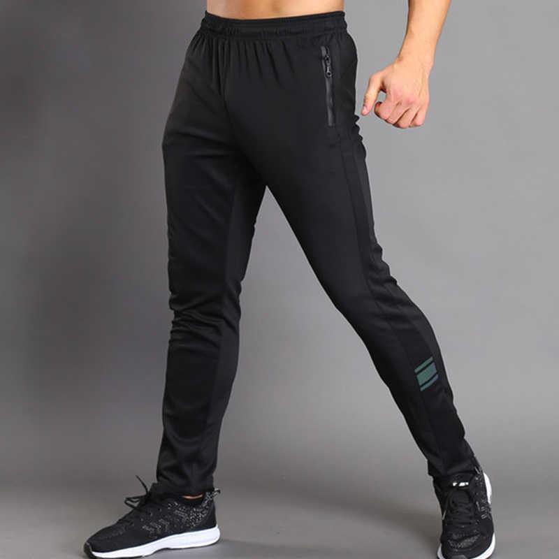 Duże gorące sprzedaży męskie spodnie sportowe modne spodnie oddychające na co dzień do biegania szkolenia Fitness lato