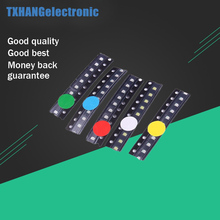 50pcs 0805 SMD LED light Package LED Package Red White Green Blue Yellow 0805 led rotating led adjustable brightness led inside microscope ring light white blue red yellow violet light