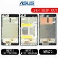 Asus の Google のネクサス 7 2nd 2013 FHD ME571 ME571K ME571KL ME572 ME572CL K008 K009 Lcd ディスプレイタッチスクリーンデジタイザアセンブリ