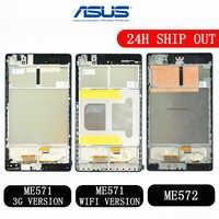 Pour ASUS Google Nexus 7 2nd 2013 FHD ME571 ME571K ME571KL ME572 ME572CL K008 K009 LCD écran tactile numériseur assemblée
