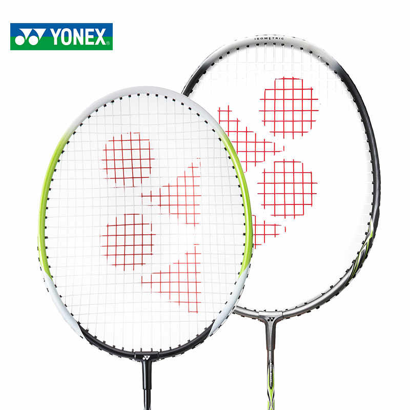 100% original Yonex Muscle Power 2 Badminton Racket Kids Youth Junior Raquette