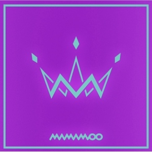 MAMAMOO 5TH MINI ALBUM - PURPLE (A TYPE)  Release Date 2017.06.23 lexington studios 24018g its a girl mini album