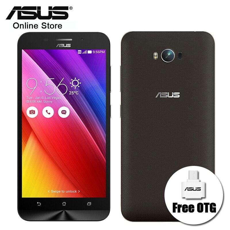 Original asus zenfone max zc550kl 2 gb 32 gb del teléfono móvil snapdragon msm89