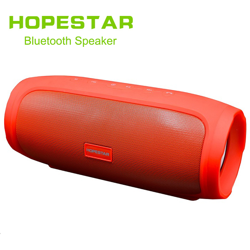 H14 outdoor bluetooth speaker column 16W stereo Subwoofer wireless portable hands free boombox+mic support AUX TF USB charger