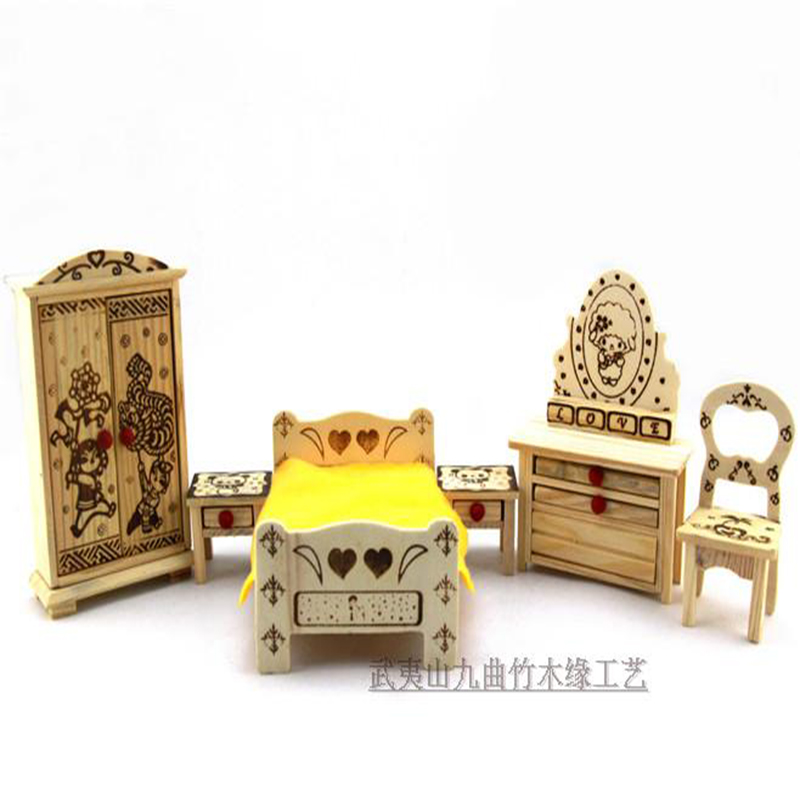 Cheap Doll House Furniture Popular Wood Doll Chair Buy Cheap Wood Doll Chair Lots From China