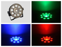 20pcs/lot, RGBW 9+1 LED Par Light 9x10W RGB+1x30W COB DMX 8CHS Stage wall wash Disco Lighting DJ Equipment Party Home