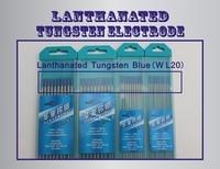 Lanthanated Tungsten Electrode Ground Annealed WL20 BLUE3 2mmx150mm