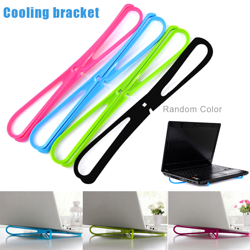 Steady Practical Work Travel Computer Accessories Portable Laptop Cooling Bracket Notebook Adjustable Cooler Pad Stand Cellphones & Telecommunications