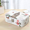 GUNUOYI Princess High-grade Cosmetic Case Jewelry Box Jewelry Bin Small Portable Cosmetic Accessories Receive a Case Modle - 030
