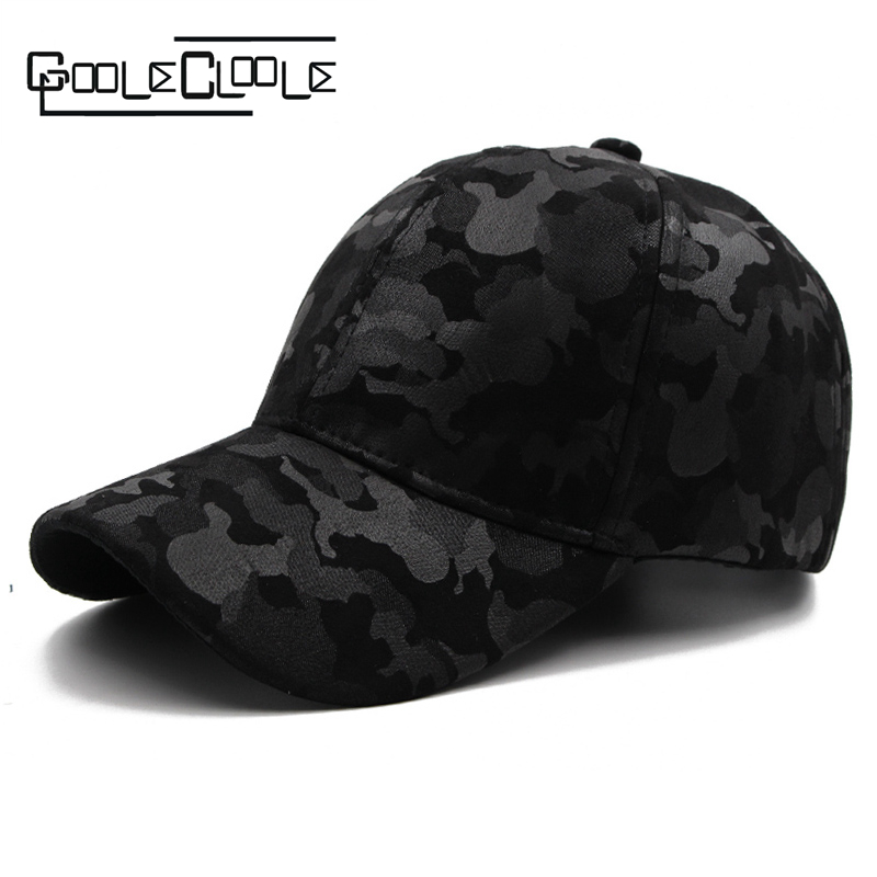 New Fashion high quality snapback caps suede baseball cap camouflage polo hat Golf Sport Fitted Bone men cap women cap dad hats