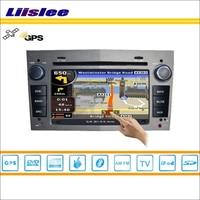 Liislee For Opel Zafira 2006~2011 Car Radio Audio Video Stereo CD DVD Player GPS Nav Navi Map Navigation S160 Multimedia System