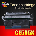 Full refillable CE505X 505 505X 05X compatible toner cartridge 6500 pages for HP P2035 P2055 printers buy-direct-from-china