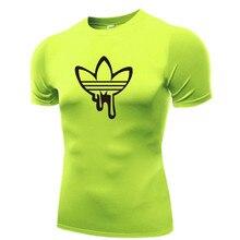 Summer funny t shirts short sleeves t shirt men Fashion Men doodle Print ADI tshirt men
