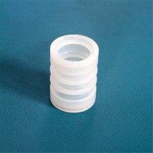 Силиконовый эластичный рукав уплотнительное кольцо Запасная часть уплотнительная труба мягкая машина для мороженого аксессуары