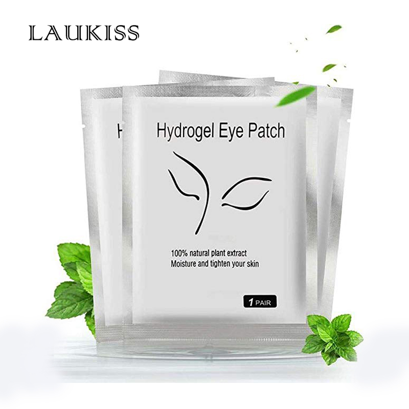 Eye Patch For Eyelash Extension Eye Gel Patches For Eyelash Extension Eye Pads Professional Supplies Cosmetics Eyelash Building